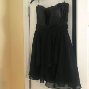 little, little black dress